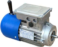 MF XF Single Phase AC Brake Motor