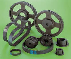 RPP Belts & Pulleys from Poggi