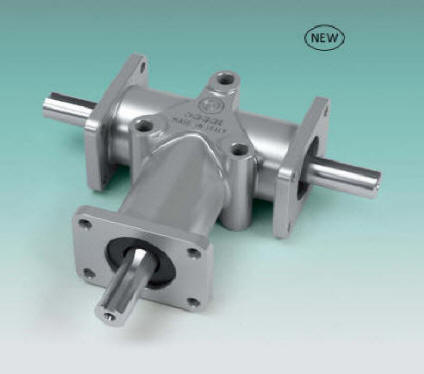 Poggi Stainless Steel right angle gearbox
