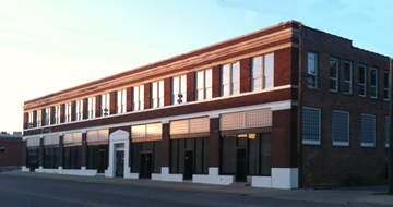 TVT America Offices at 210 East Main, Holdenville, Oklahoma