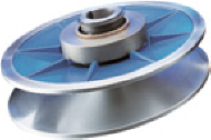 Berges Variable Speed Pulleys